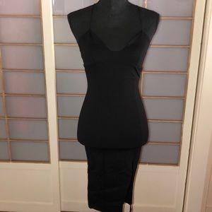 Fashion Nova Side Slit dress